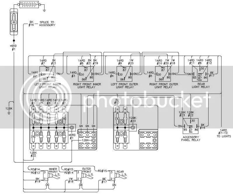2006 jeep liberty wiring diagram lighting circuit schematic great installation of boiler s fuse block install forum rh jeepkj com 2005