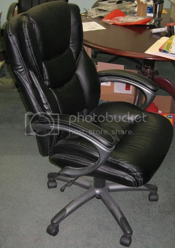 Costco Costco  Leather Manager Chair  RedFlagDealscom