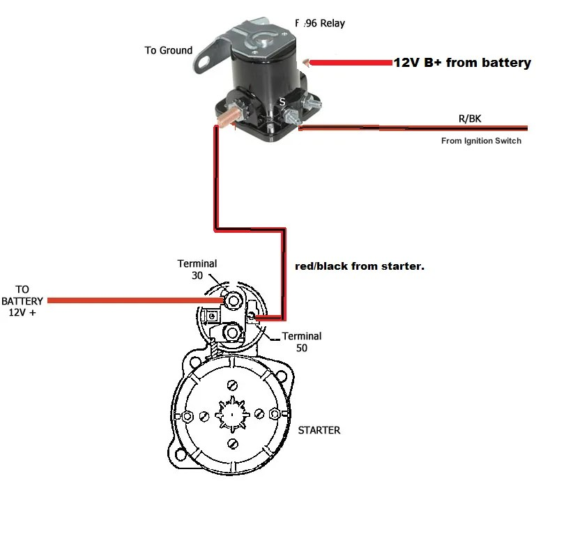 [DIAGRAM] Headlight Relay Kit A More Factory Looking