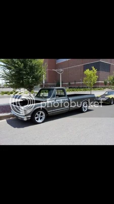Charcoal Grey Truck : charcoal, truck, Charcoal, Cheyenne, Present, Chevrolet, Truck, Message, Board, Network