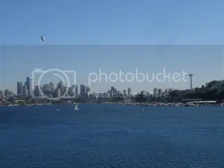 view from gasworks