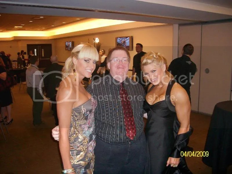 No?  How about Beth Phoenix and Michelle McCool?