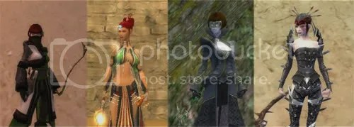 Guild Wars Characters