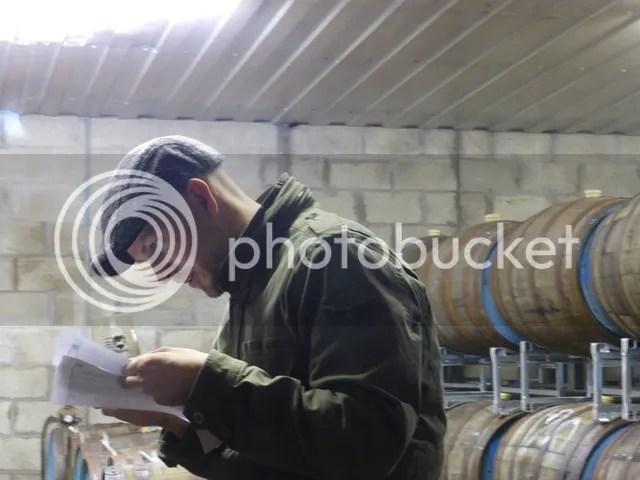 BrewDog barrel aging