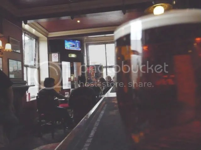 The White Lion, Manchester
