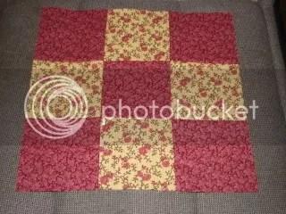 My 9-patch block