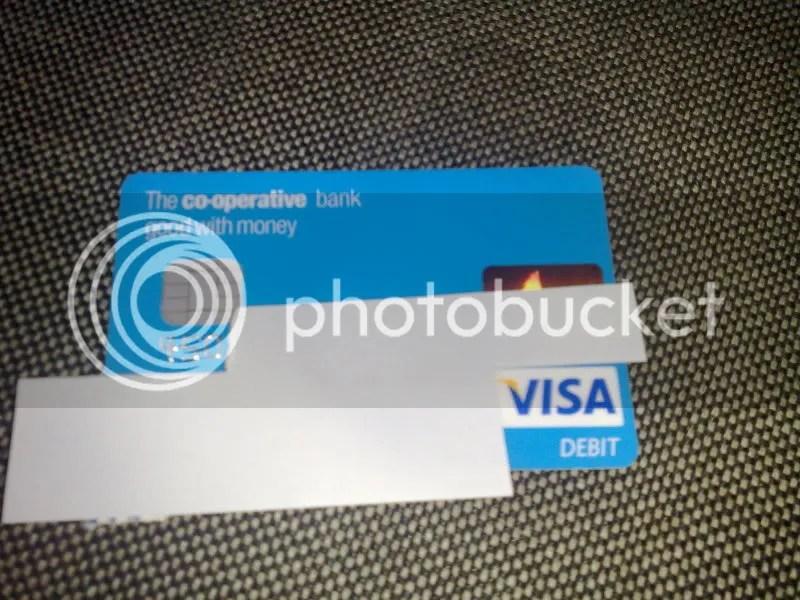 Co-op Cashminder Visa Debit Card - Page 5 - MoneySavingExpert.com Forums