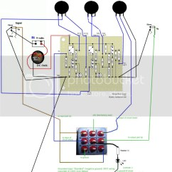 Led Wiring Diagram 9v Vw Dune Buggy 9 Volt Circuit Best Library