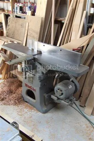 Rockwell Delta Jointer 37 315 Review