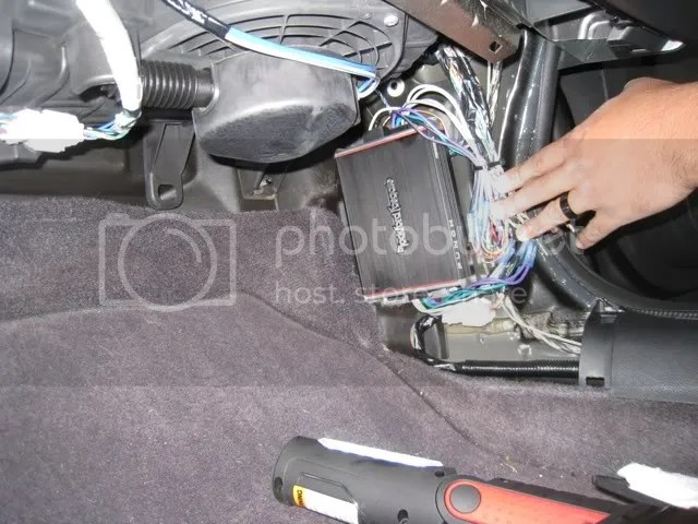 Acura Mdx 2001 Navigation Radio Wiring Diagram Feeler Plug And Play Factory Amp Replacement Acurazine