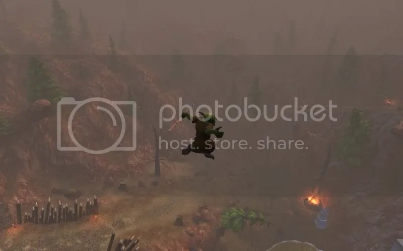 Garklargak launched by catapault