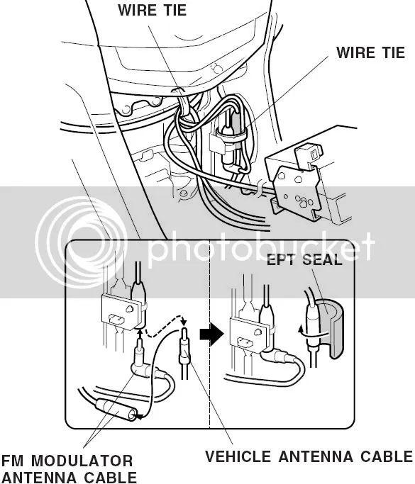 2004 navigator wiring fm antenna diagram