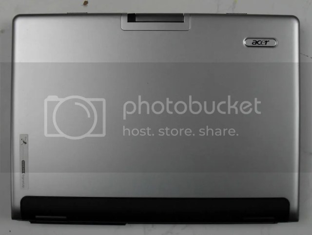 """Details about ACER 9300 9301 9303 LAPTOP PC 17"""" 2GHZ 2GB 80GB WIFI UK"""