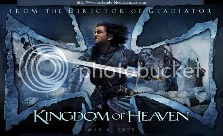 Kingdom Of Heaven 2005 My Area