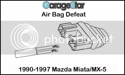Garage Star Air Bag Defeat for NA/NB