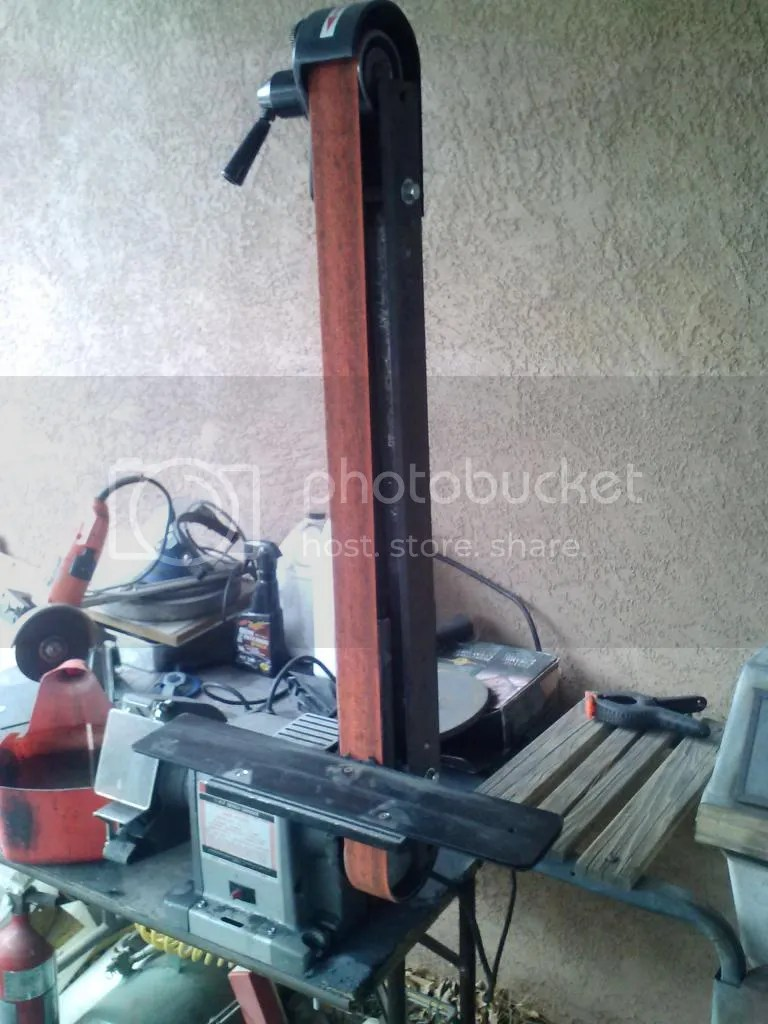 Craftsman 1 Inch Belt Sander