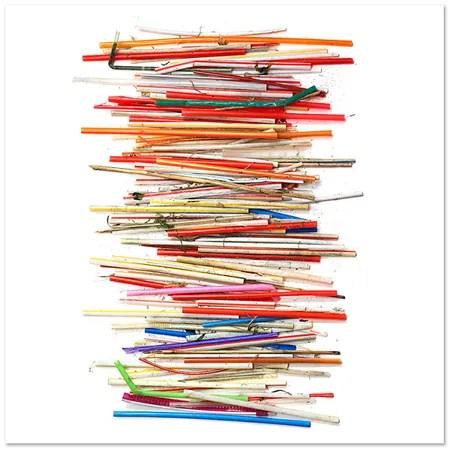 Straws by Barry Rosenthal