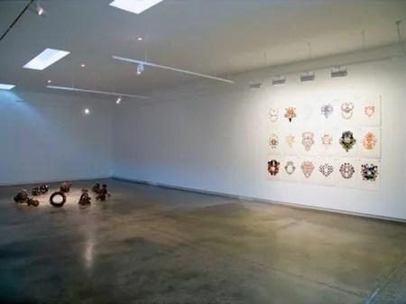 Fractal Alchemy (Installation) by Carl Scrase