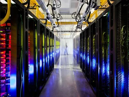 More Google Data Center