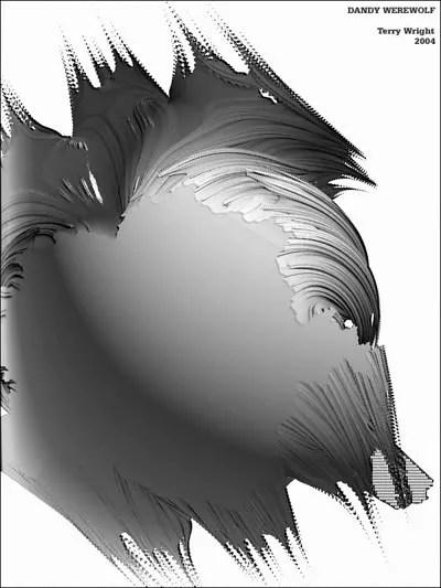 Dandy Werewolf