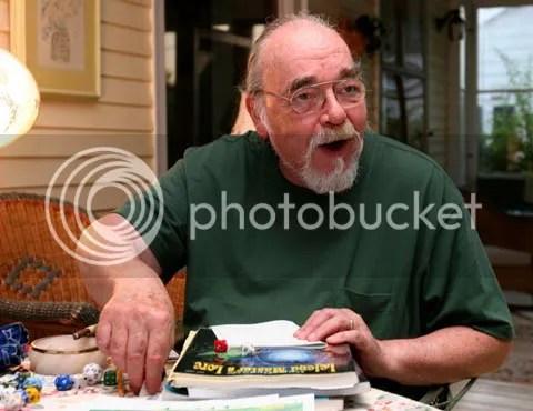 Ernest Gary Gygax 1938 - 2008