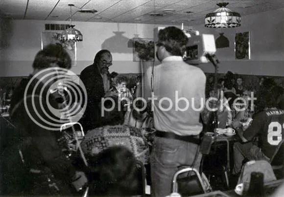 Gary Gygax em uma convenção, por volta de 1979