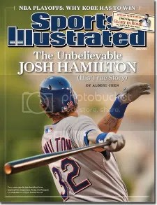 June 2, 2008 SI Cover