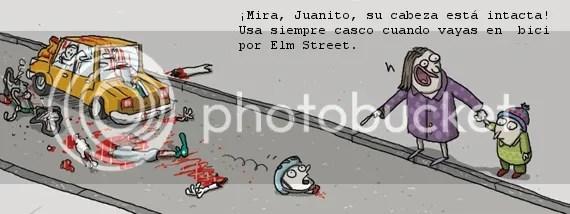 [viñeta: Elm Street]