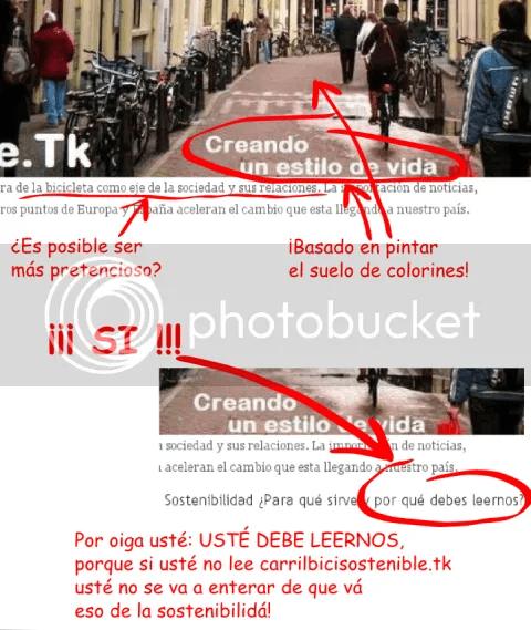 [pantallazo: carrilbicismo sostenible 2]