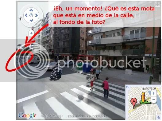 [Uno de los ciclistas que no había en Sevilla antes de la catástrofe.]