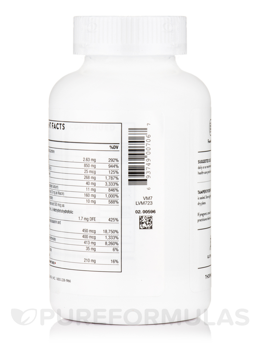 Basic Nutrients IV with Copper and Iron (Citrate Formula