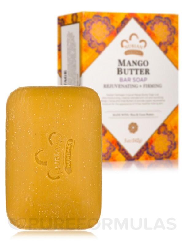 Mango Butter Bar Soap 5 oz 142 Grams