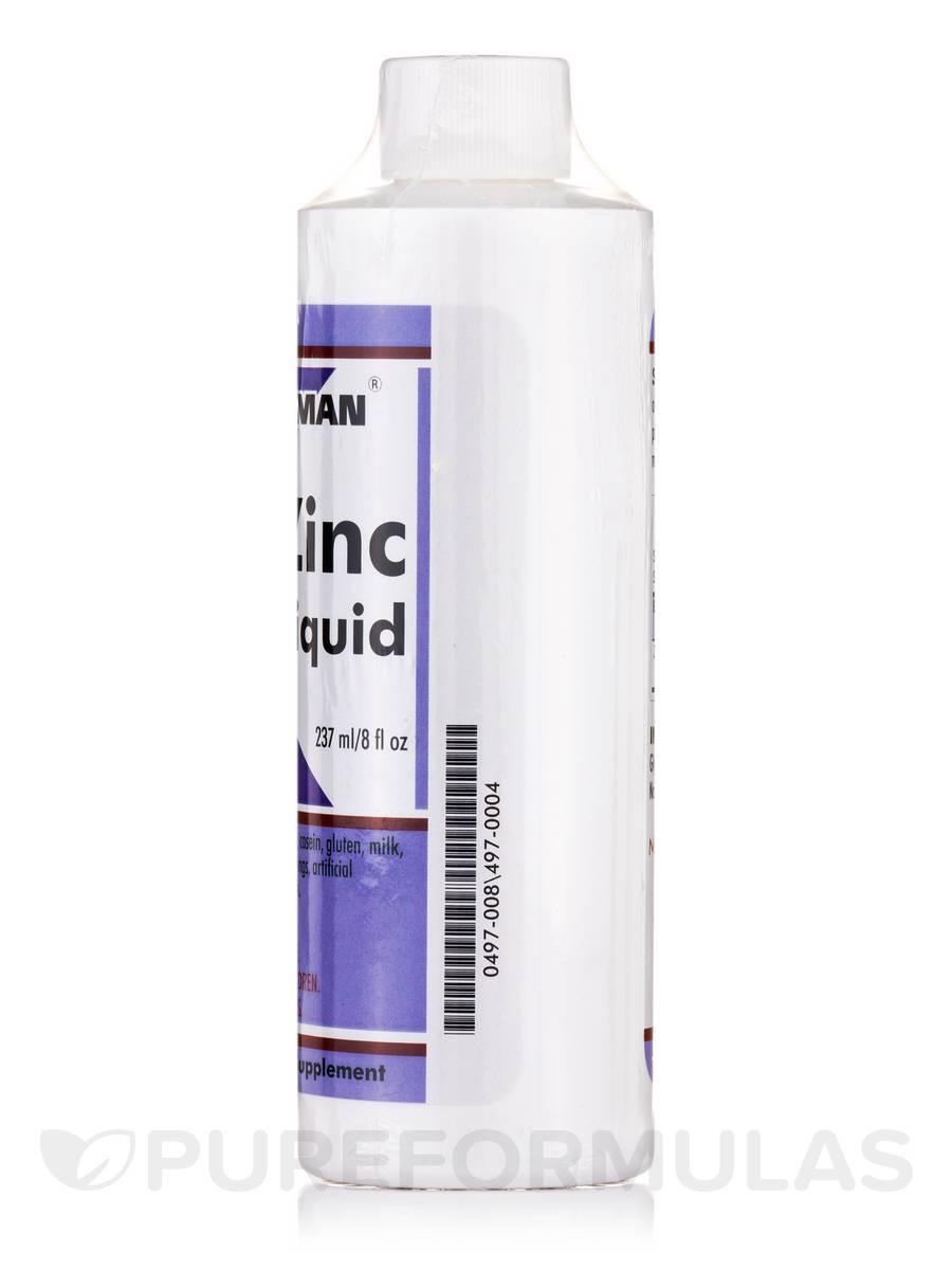 Zinc Liquid - 8 fl. oz (237 ml)