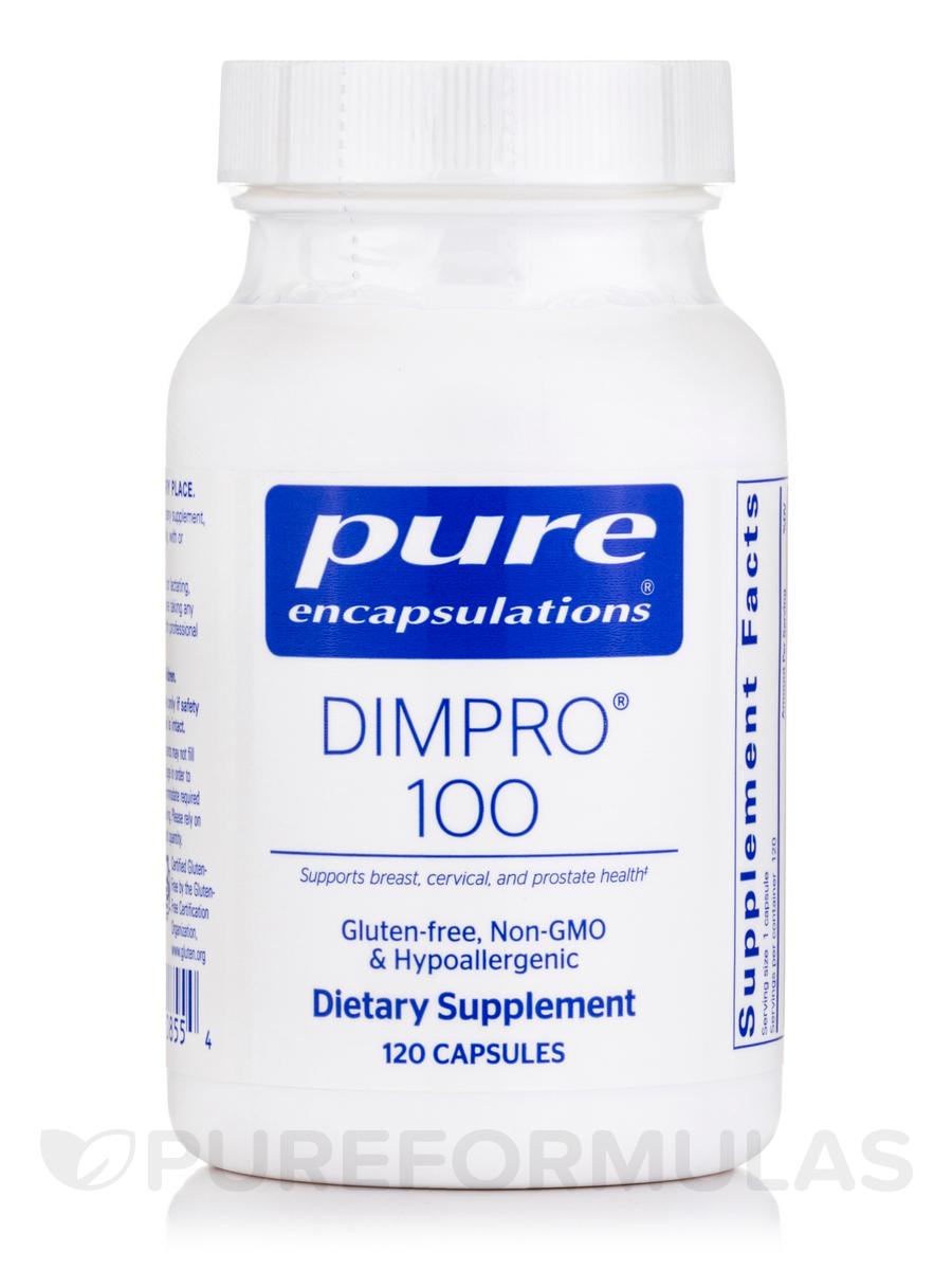 DIM-PRO 100 - 120 Capsules