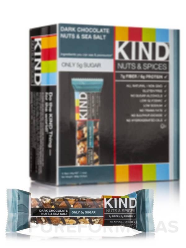 KIND Nuts amp Spices Dark Chocolate Nuts amp Sea Salt Box
