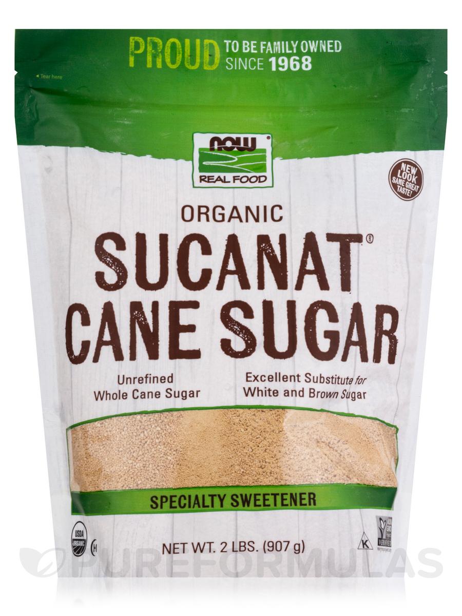 sucanat substitute brown sugar