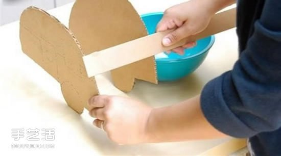 幼兒露營車手工製作 簡單瓦楞紙露營車的做法 - 壹讀