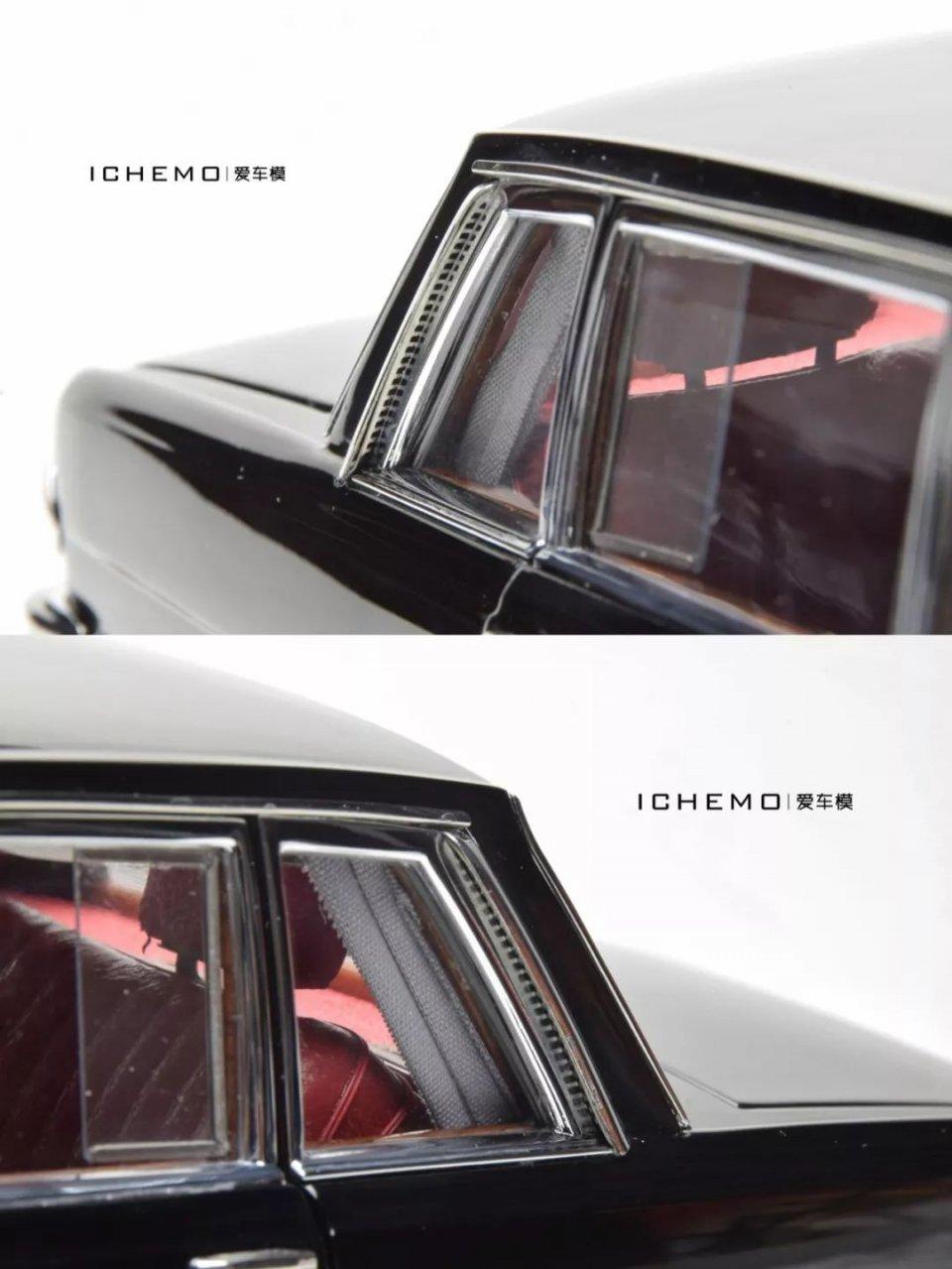 開箱報告   氣場與腔調!1:18 CMC 梅賽德斯-奔馳 600 Pullman(W100)汽車模型 - 壹讀