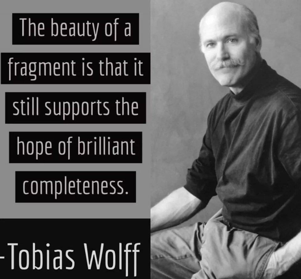 5.6 【英語美文】一個諷刺作家的生命最後幾秒《腦中子彈》Tobias Wolff - 壹讀