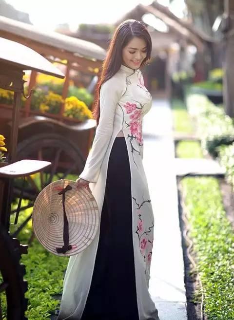 奧黛(Ao Dai),最美的越南傳統服裝! - 壹讀