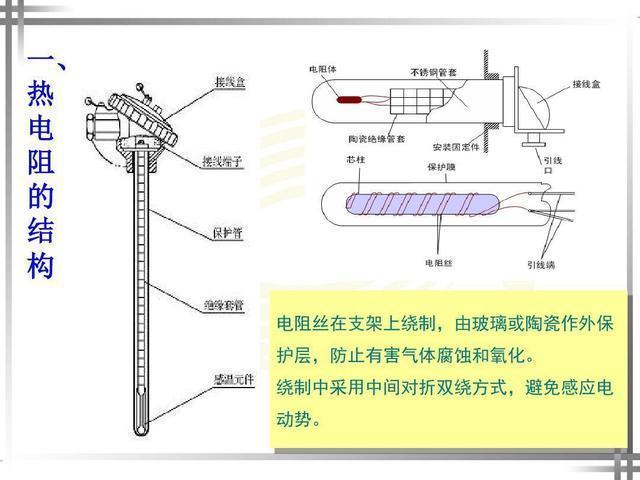 熱電偶和熱電阻的基本常識和應用。溫度檢測必備知識!乾貨! - 壹讀