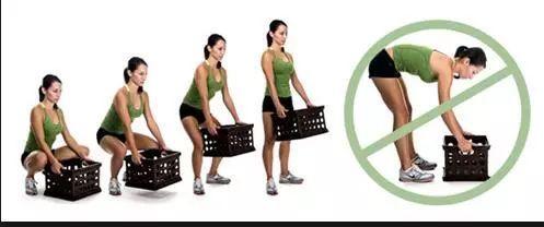 保護腰椎:如何正確搬生活中的重物! - 壹讀