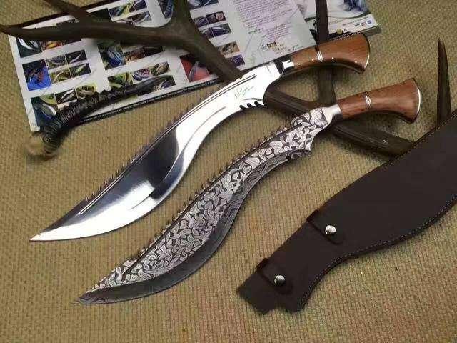 廓爾喀尼泊爾軍刀怎麼稱為狗腿刀 - 壹讀