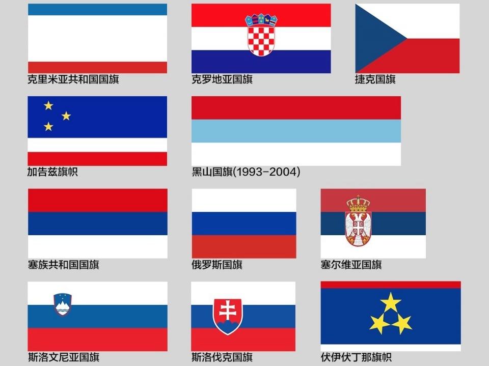 真問真答:為什麼歐洲的國旗大多是三色旗 - 壹讀