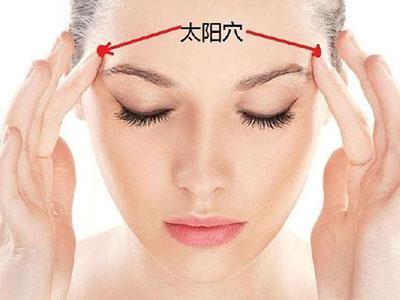 眼睛酸痛 按摩3穴位可緩解 - 壹讀