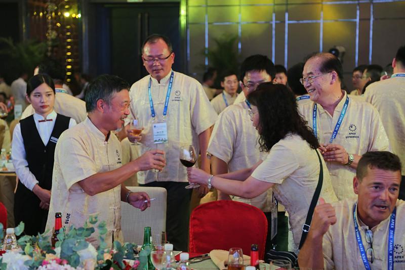 2016年臺灣精銳家族成員全球年會順利舉辦 - 壹讀