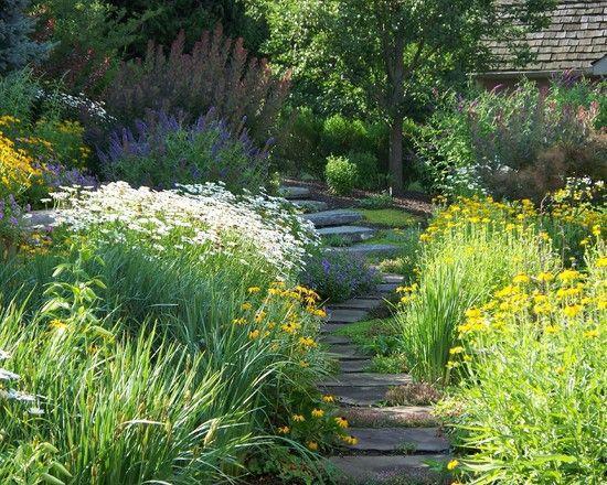 怎樣設計家庭花園的小路?這些設計很有曲徑通幽的效果 - 壹讀