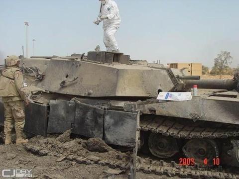貧鈾裝甲怎麼了?美國坦克頻被中國導彈打爆! - 壹讀