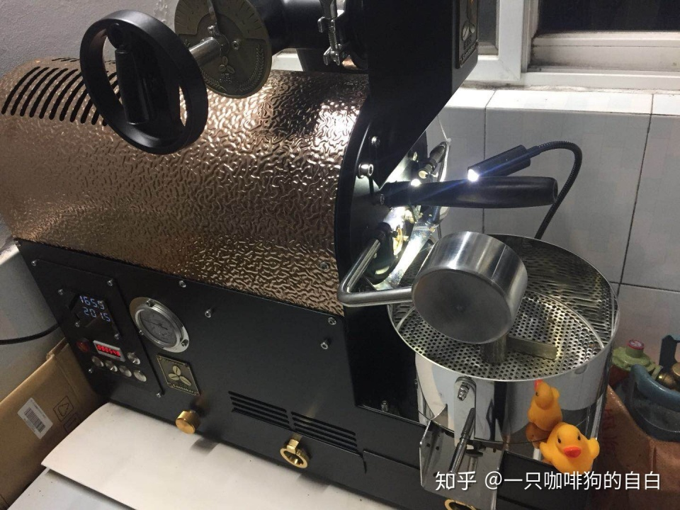 三豆客咖啡烘焙機 R200 Artisan 全球首測 - 壹讀