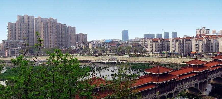 安徽安慶最發達的縣級市。和六安、巢湖接壤。擁有文廟景區 - 壹讀